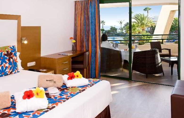Hesperia Lanzarote Playa Dorada - Room - 12