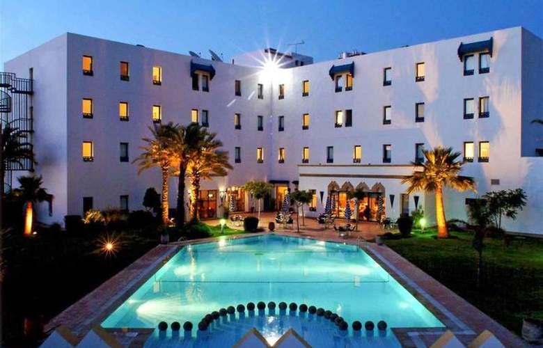 Ibis Moussafir Tanger - Hotel - 11
