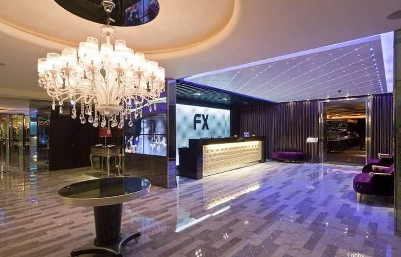 FX Hotel Taipei Nanjing East Rd - General - 2