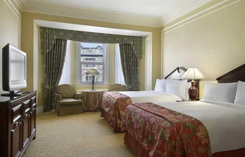 Fairmont Chateau Laurier - Room - 7