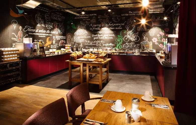 Pentahotel Brussels Airport - Restaurant - 8