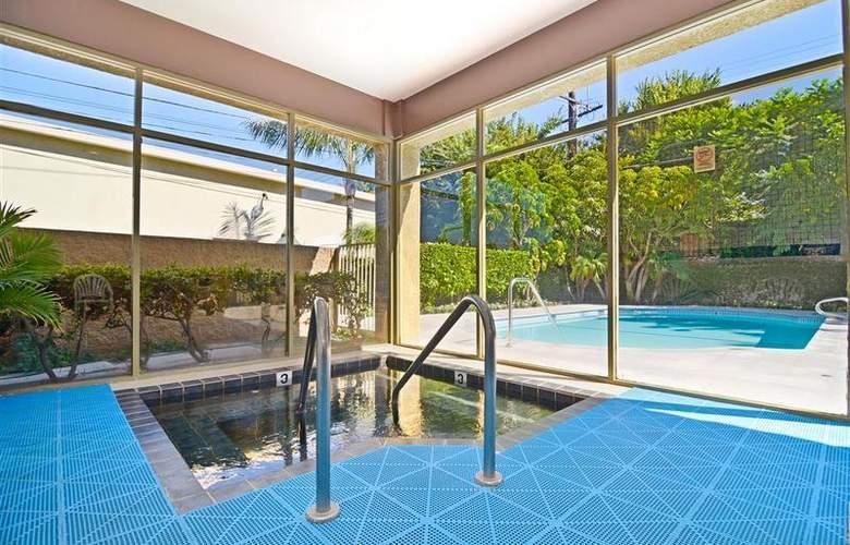 Best Western Newport Mesa Hotel - Sport - 138