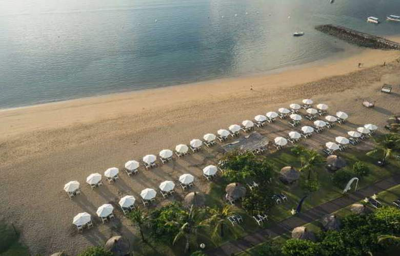 Grand Mirage Resort & Thalasso Bali - Beach - 11