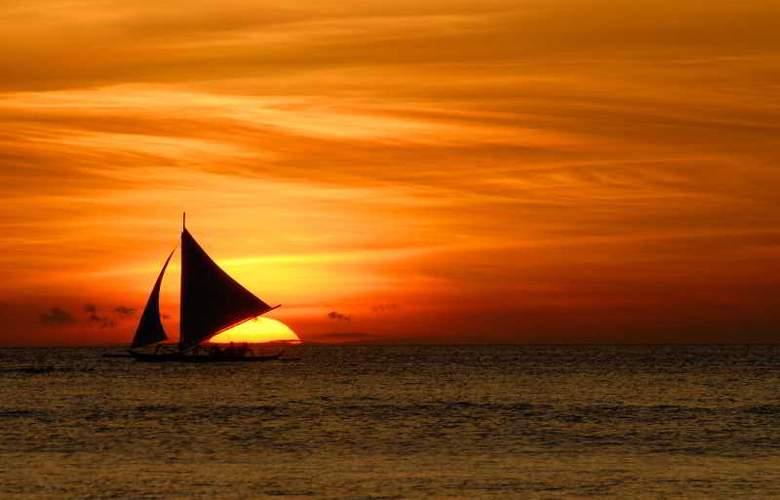 Patio Pacific Boracay - Beach - 18