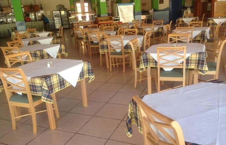 Green Oasis Club - Restaurant - 3