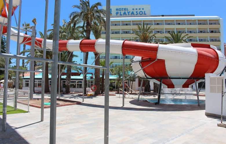 Playa Senator Ruleta Andalucía - Pool - 22