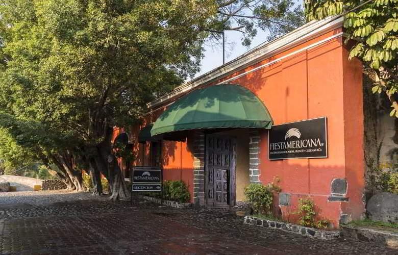 Fiesta Americana Hacienda San Antonio El Puente - Hotel - 1