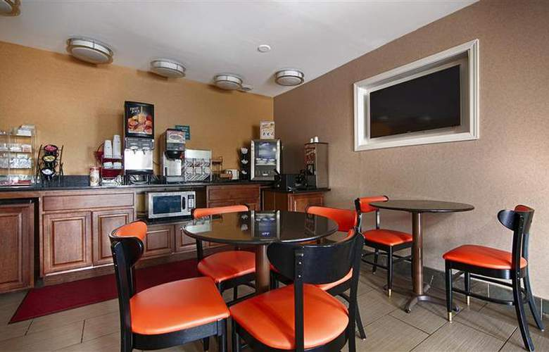 Best Western Executive Inn - Restaurant - 24