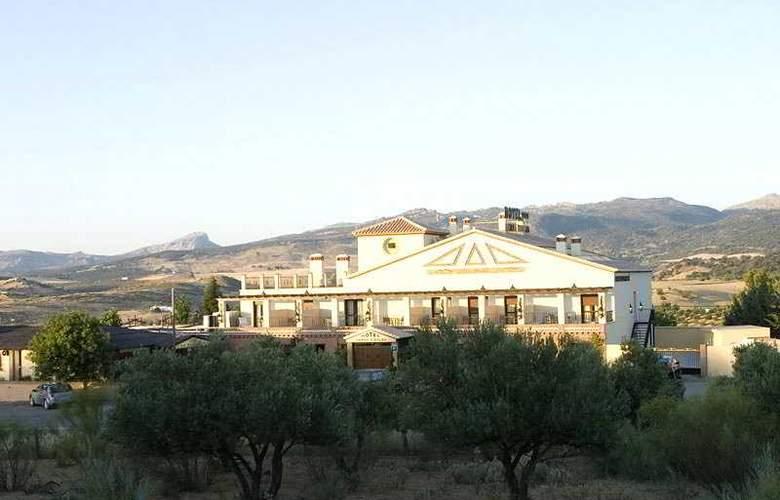 Sierra Hidalga - Hotel - 0