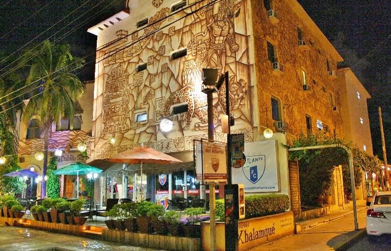 Hotel & Spa Xbalamque Cancún Centro - Hotel - 0