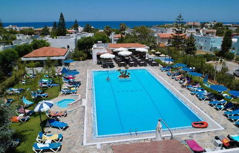 Kyknos Beach Hotel and Bungalows - Pool - 4