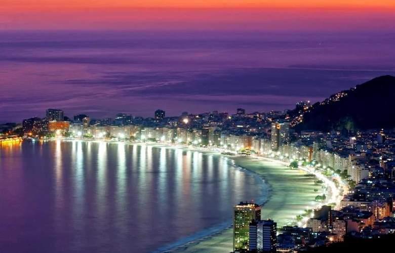 Hilton Barra Rio de Janeiro - Hotel - 2