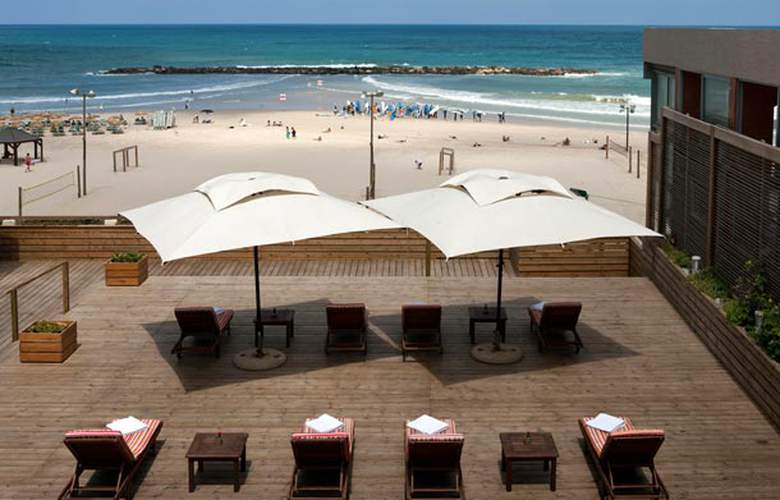 Renaissance Tel Aviv - Terrace - 9
