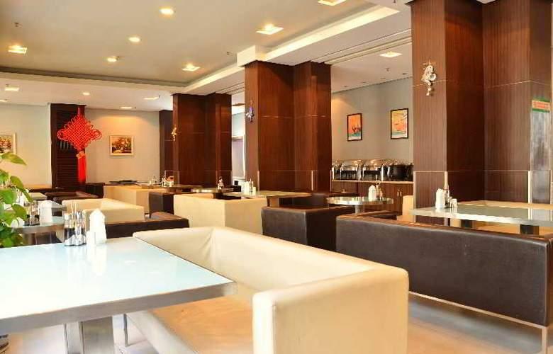 Jinjiang Inn Suzhou Yangyuxiang - Restaurant - 4