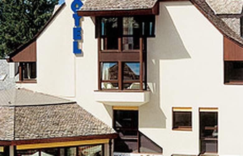 Best Western Le Relais De Laguiole - Hotel - 0