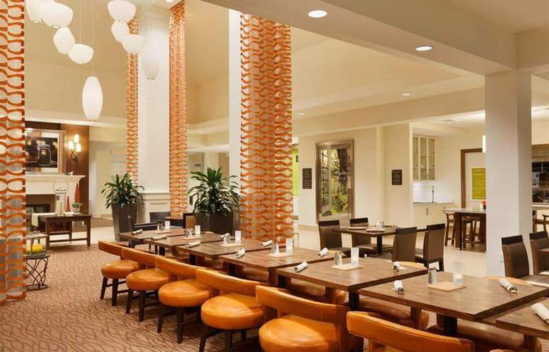 Hilton Garden Inn Boston Logan Airport - Restaurant - 6