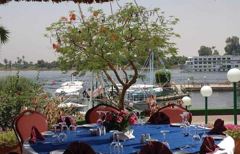 Maritim Jolie Ville King's Island Luxor - Restaurant - 6