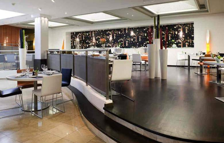 Novotel Geneve Centre - Restaurant - 63