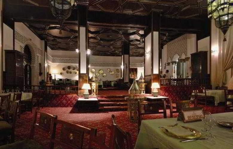Menzeh Zalagh I - Restaurant - 8