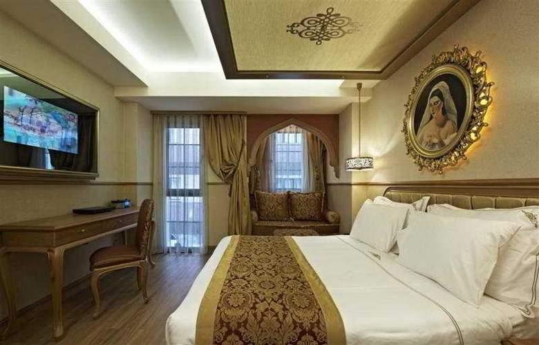 Sultania Hotel - Room - 6