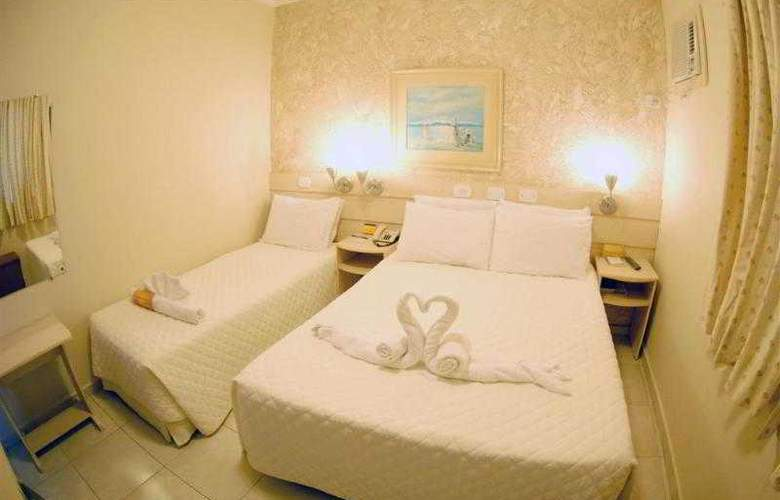Best Western Hotel Taroba Express - Hotel - 47