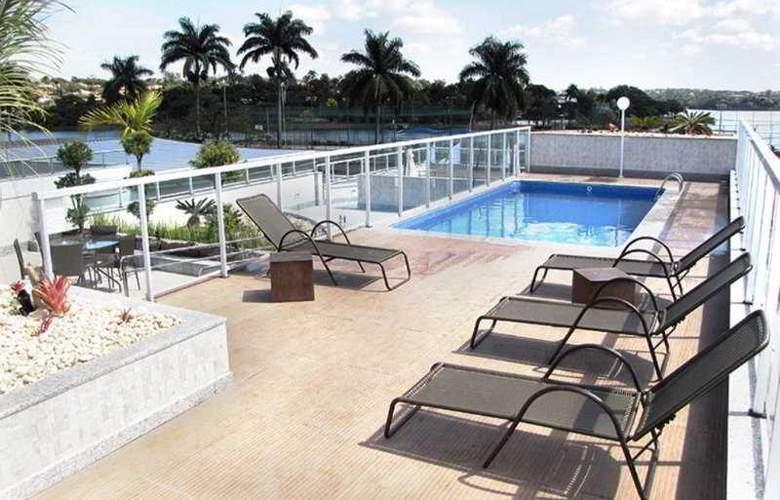 San Diego Suites Pampulha - Pool - 3