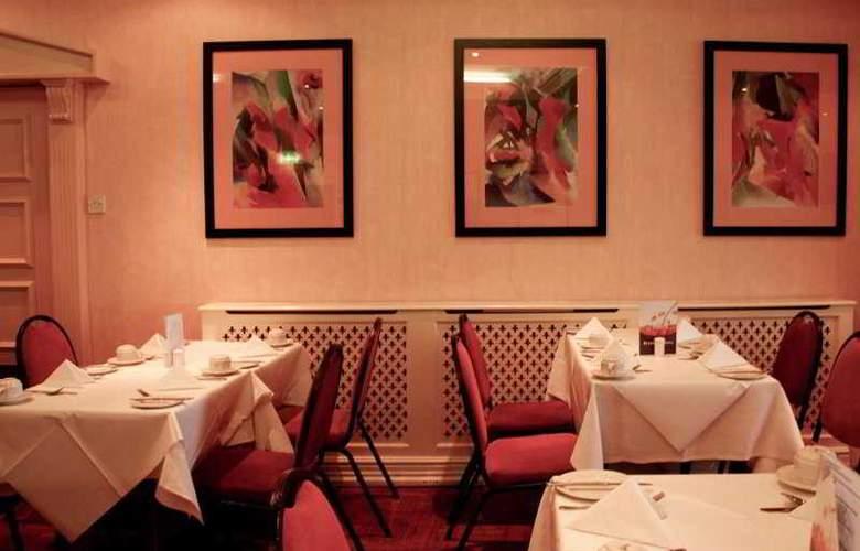 Rex Hotel - Restaurant - 4