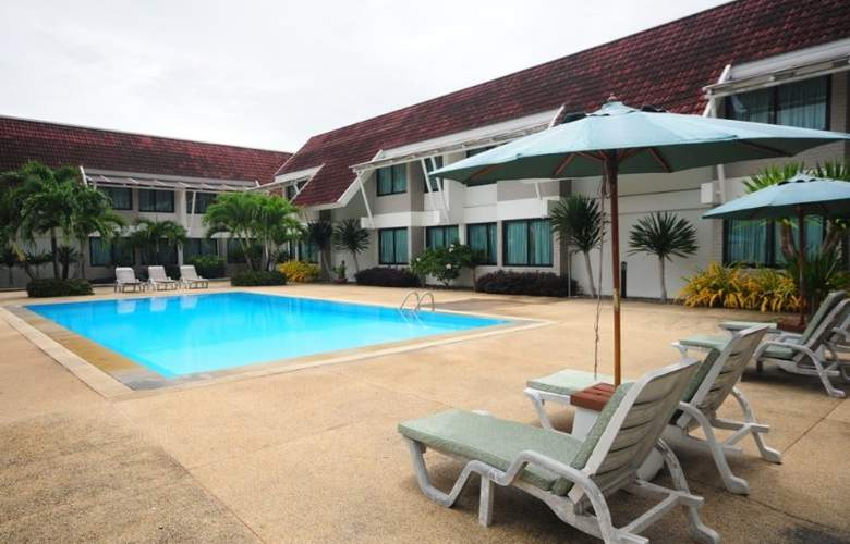 Tropicana Hotel Pattaya - Pool - 6