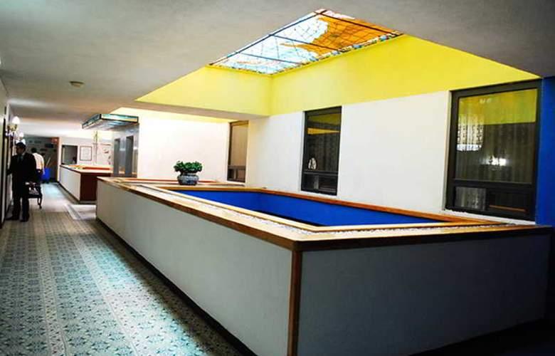Aristos Puebla - Hotel - 9