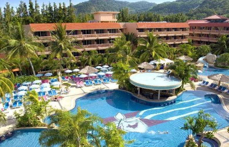 Phuket Orchid Resort & Spa - Pool - 7