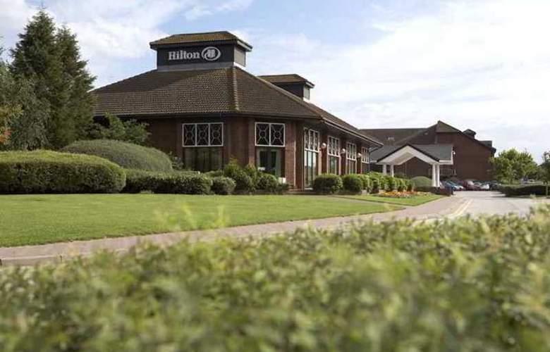 Hilton East Midland Airport - Hotel - 7