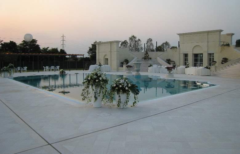 Villa Corner Della Regina - Pool - 8