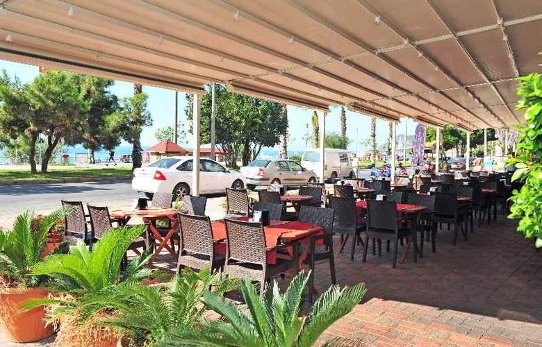 Kleopatra Ada Beach - Restaurant - 10