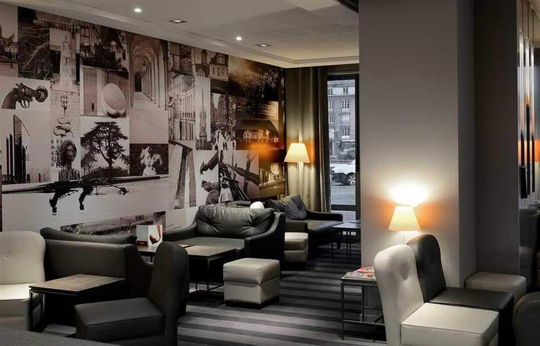 Mercure Caen Centre Port de Plaisance - Restaurant - 44