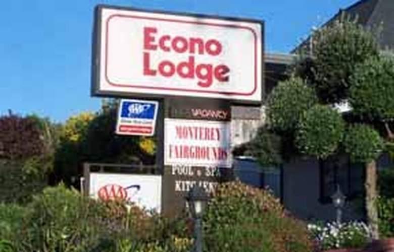 Econo Lodge Monterey Fairgrounds - Hotel - 0