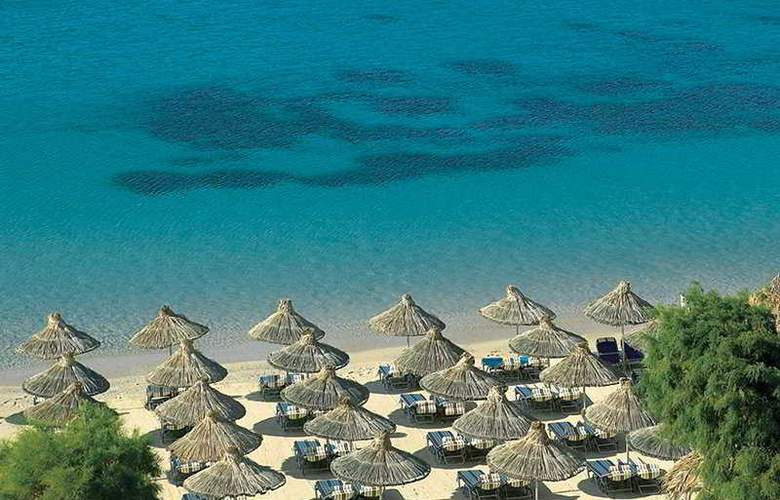 Mykonos Blu, Grecotel Exclusive Resort - Beach - 7