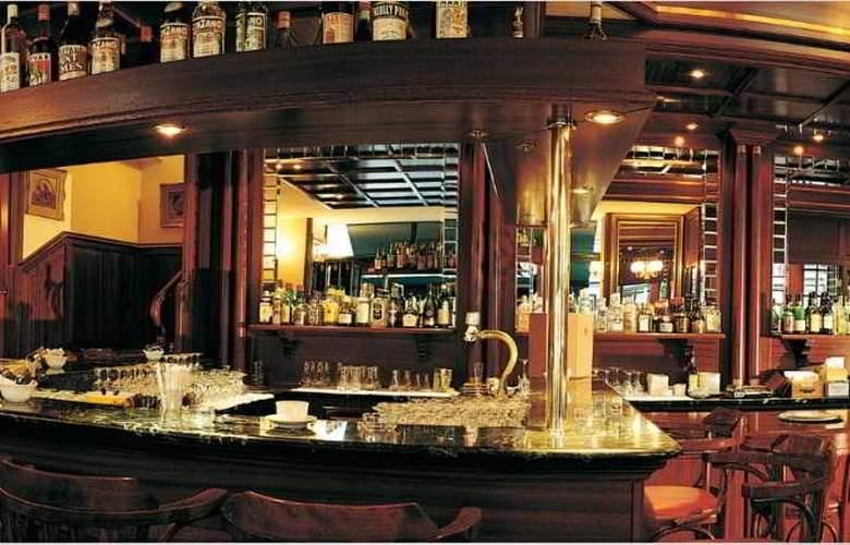 Lausanne Palace - Restaurant - 11