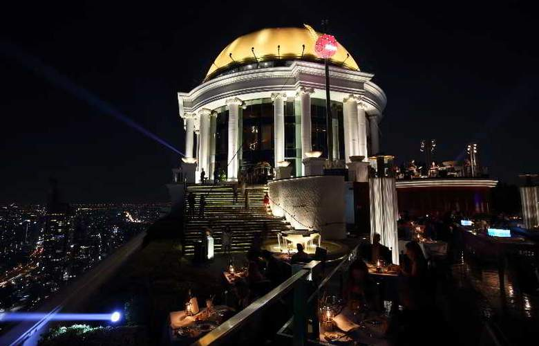 Lebua at State Tower - Restaurant - 29