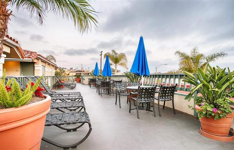 Best Western Plus Laguna Brisas Spa Hotel - Room - 39