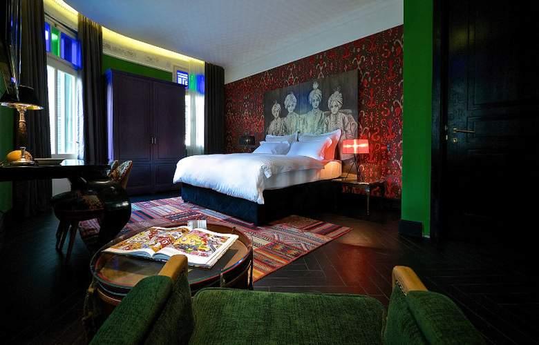 Alma Hotel and Lounge - Hotel - 15