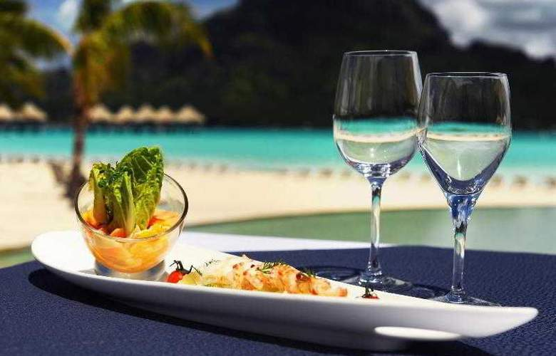 Le Meridien Bora Bora - Hotel - 23