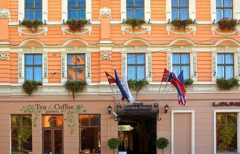 Garden Palace - Hotel - 0