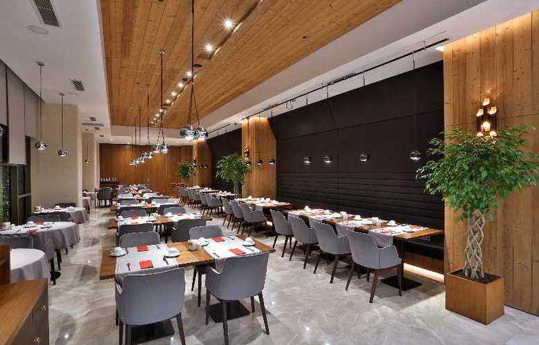 Dosso Dossi Downtown - Restaurant - 25