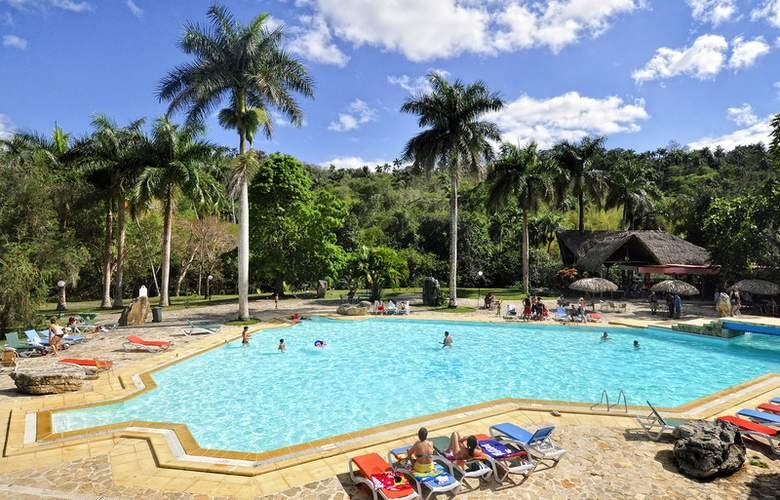 Horizontes Villa Soroa - Pool - 9