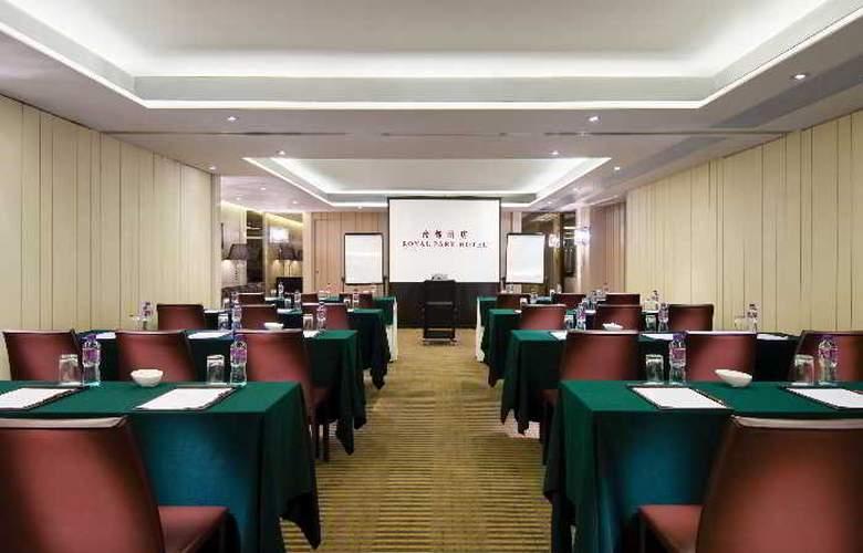 Royal Park Hotel Hong Kong - Conference - 6