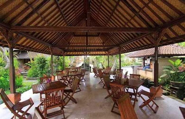 Puri Saraswati Bungalow - Restaurant - 11