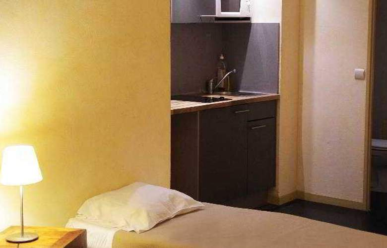 Apparthotel Victoria Garden Bordeaux - Room - 11