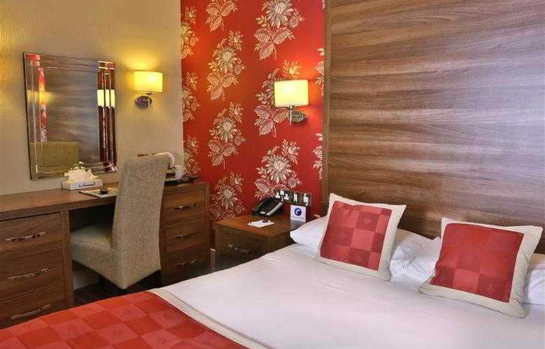 Best Western York House - Hotel - 82