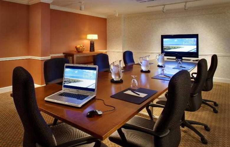 Sheraton Sand Key Resort - Conference - 6