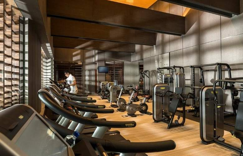Four Seasons Pudong - Sport - 17